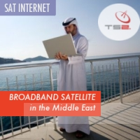 Satellite Broadband in the Middle East